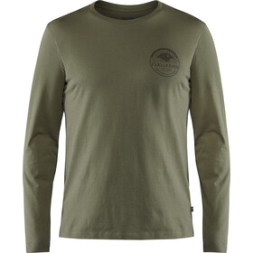 Fjällräven Forever Nature Badge LS T-Shirt Men tarmac